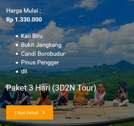 3D2N Tour Jogja